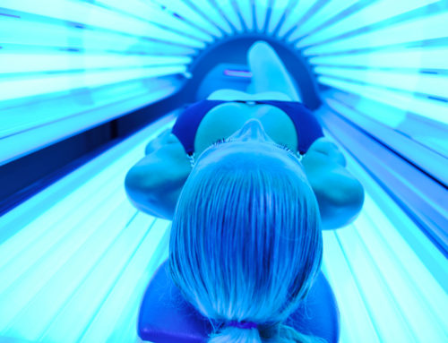 New Tanning Bed and Pro Shop Items